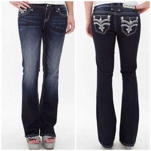 Rock Revival // Iselin Easy Boot Jeans Size 31